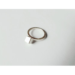 The Cube Ring - Bague